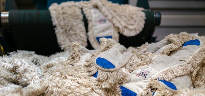 mopper fra stil tekstilservice