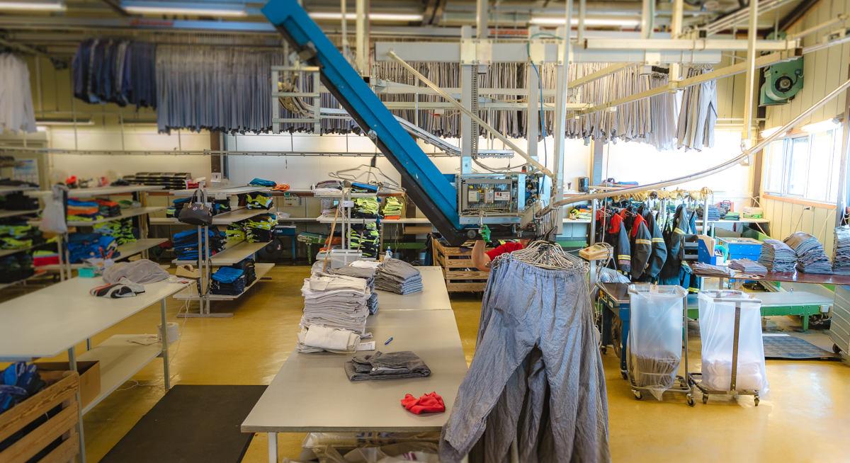 Stil Tekstilservice arbeidsklær