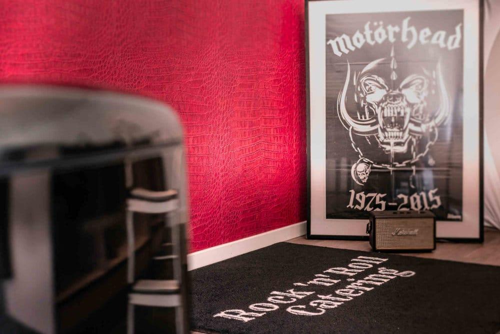 Rock'n' Roll Catering logomatte